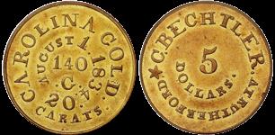 C. BECHTLERS $5